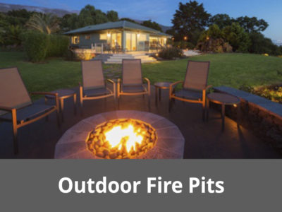 Lakeside Fierplace- Outdoor Fire Pits