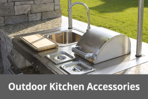 Lakeside Fierplace - Outdoor Kitchens and Accessories