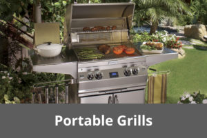 Lakeside Fierplace - Portable Grills