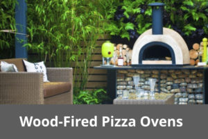 Lakeside Fierplace - Wood Fire Pizza Kitchen