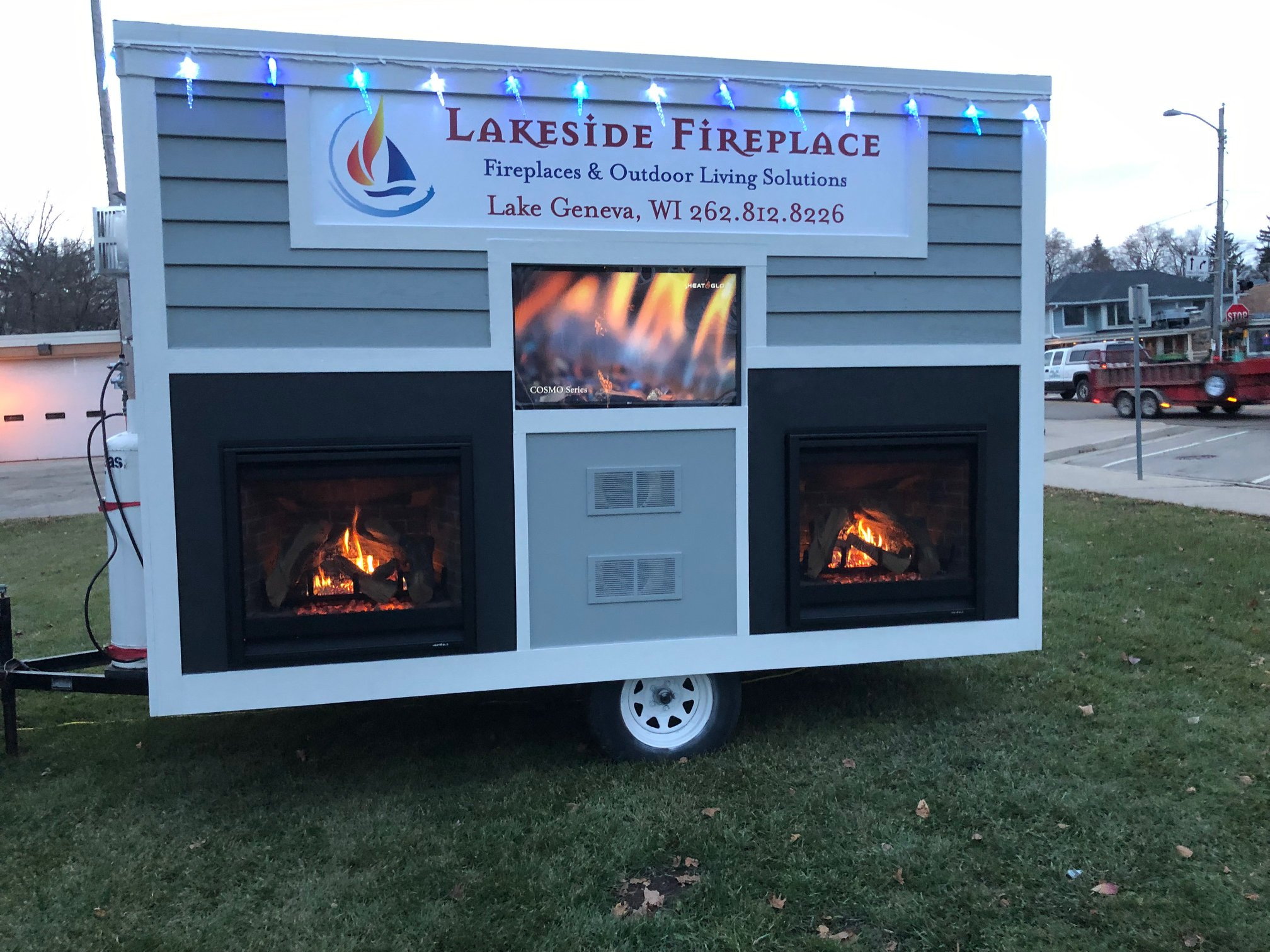 Introducing our Warming Center!